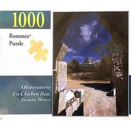 Rompecabezas De 1000 Piezas: El Observatorio De Chichén Itzá
