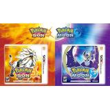 Pokémon Ultrasol Y Ultraluna 3ds Español Digital Cotyofertas