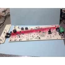 Mabe Tarjeta Panel Y Led Ebx1207p001 Control Lavadora