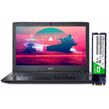 Notebook Acer Intel Core I5 Hd 1tb + Ssd 128 Gb 6gb 15.6
