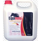 Equinola Equinos Aceite Canola Omega 3 6 9 4 Litros