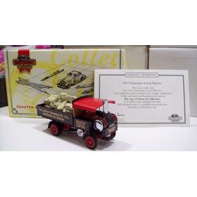 Matchbox Yorkshire Steam Wagon 1917