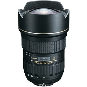 Lente Tokina 16-28mm F 2.8 Pro Fx Para Canon, Pronta Entrega
