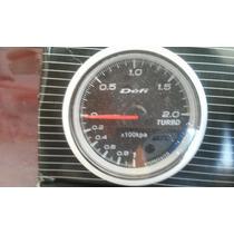 Medidor Análogo Bares Turbo Presión-vacio Turbo Universal