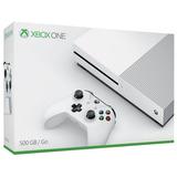 Consola Xbox One S 500gb + Control Nueva 4k