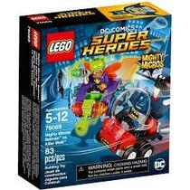 Lego 76069 Mighty Micros Batman Vs Killer Moth Dc Comics