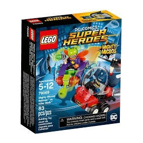 Lego 76069 Mighty Micros Batman Vs Killer Moth Dc Comics