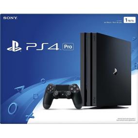 Sony Playstation 4 Pro 4k 1tb Nueva Sellada Envio Gratis