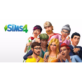 Sims 4 Completo! Expansiones Y Packs