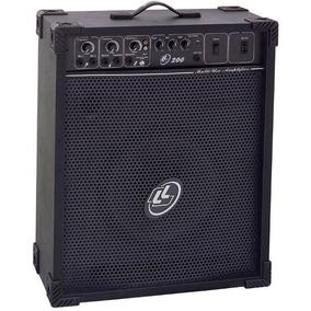 Caixa De Som Amplificada Ll Audio 200