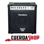Amplificador De Bajo 40w Wenstone Be 400 C/ Compresor