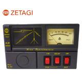 Amplificador Lineal Transist. Zetagi B132 220v Con Fuente