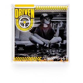Porta Retrato - Pingentes Hot Wheels Drive