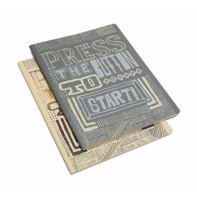 Moleskine Kit Com 2 Cadernos Cover Art Quadriculado Start