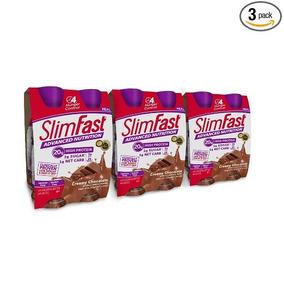 Slimfast Nutrición Avanzada Cremoso De Chocolate Shake - Ree