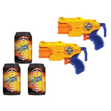 X Shot Micro X3 Double Com Latas 2x3 Tiros - Candide