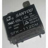 Relevador Original Relay Sanyou Sfk 112dm Minisplit