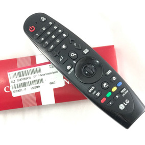 Controle Remoto Magic Smart Tv Lg An-mr650 Novo Original