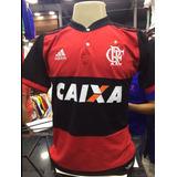 Nova Camisa Do Flamengo 17/18 Imperdivel !!! Frete Gratis