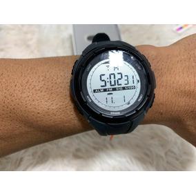 Relógio Masculino Skimei Militar Esportivo Camuflagem