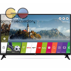 Lg Televisor Led 43¨ Smart Webos 3.5 Wifi Usb Hdmi +cobertor