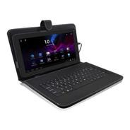 Funda Tablet 7 Teclado Usb Universal Nuevo Modelo Ñ + Regalo