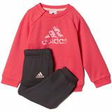 Conjunto Pants Con Sudadera Training Para Bebe adidas Bp5281