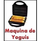 Maquina De Yoguis 6 Unidades Wafles Rellenos + Receta Oferta
