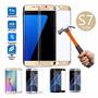 Vidrio Film Protector Templado Samsung S7 Edge Curvo
