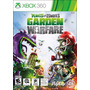 Plants Vs Zombies Garden Warfare Xbox 360 Nuevo Fisico