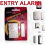 Sistema De Alarme Homellus Para Portas E Janelas - Sem Fio