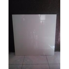 Loseta Cerámica Para Piso Blanco 60 X 60