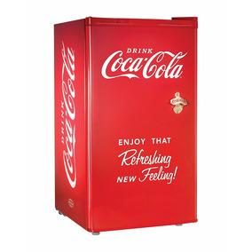 Mini-bar Frigobar Refrigerador Coca Cola Congelador 98 Cm