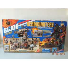 G I Joe - Headquarters - Estacao Comando - Hasbro - Ed. 2001