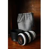 Lente Canon 70 300 Mm L F4 / 5.6 Is Usm Japon