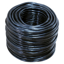 Cable Eléctrico Uso Rudo Cal.3x10 100m Blanco Y Negro 136934