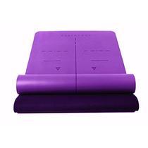 Tapete D Yoga * Eco Friendly *de Hule Natural V/colores 5mm