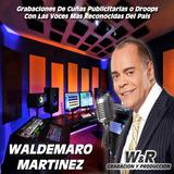 Waldemaro Martinez Jingles, Voces, Presentaciones Y Pack Djs