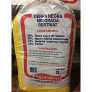 Tierra Negra Premium Mejorada Bertinat 25 Dm3