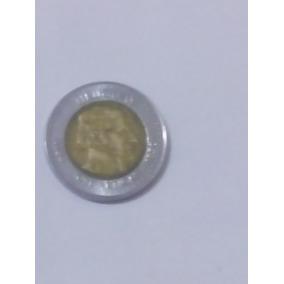 Moeda De 10 Pesos Uruguaios