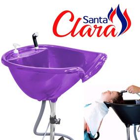 Lavatório Cabeleireiro Portátil Com Acessórios - Santa Clara