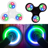 Remate Fidget Hand Spinner Luces Led Envio Gratis