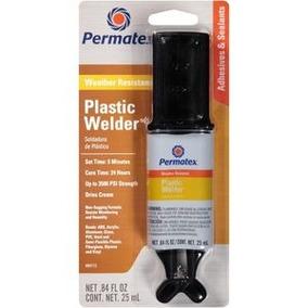 Permatex Soldadura Epoxica 5 Minutos Plástico Acero Vidrio