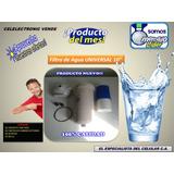 Filtro De Agua10 Cartucho Standard Clemente Celelectronic