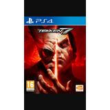 Ps4 Tekken 7 Nuevo Sellado