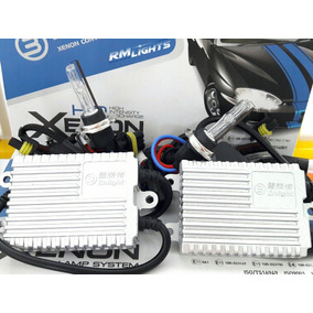 H7: Xenon Kit H7 55w Cnlight Ac Ball Shape Calidad Philips