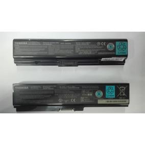 Bateria Original Toshiba Satellite Pa3817u-1brs Pa3534u-1brs