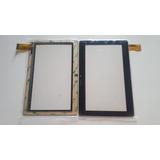 Tela Vidro Touch Tablet Space Br 55654 7 Pol C/camera Preto
