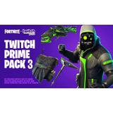 Cuentas Twitch Prime