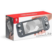 Consola Nintendo Switchlite Gris Hdhsgazaausz 32gb Nuevo